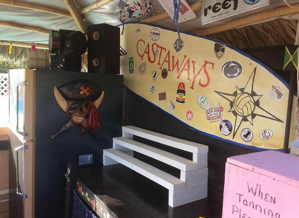About Castaways surfboard