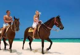 Jamaica excursions horseback riding