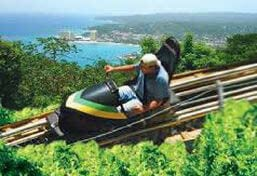 Jamaica excursions Mystic Mountain