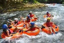 Jamaica excursions tubing