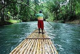 Martha Brae's Rafting